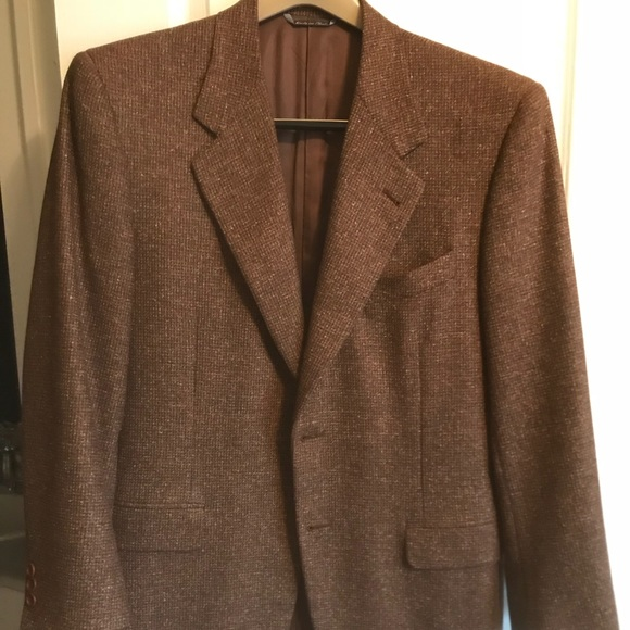 Canali Other - Canali jacket silk wool 40R